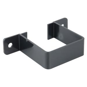 Osma SquareLine 4T834 Pipe Bracket 61mm Black