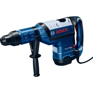 Bosch GBH 8-45 DV 110V 1500W SDS-max Rotary Hammer Drill in a carry case