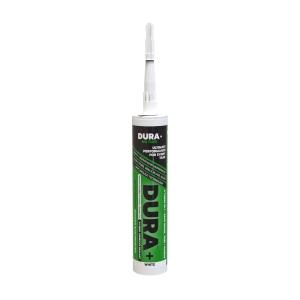 Maxam DURA+WH DURA+ Adhesive Sealant White 290ml Tube