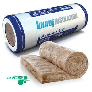 Knauf Insulation Acoustic Partition Roll