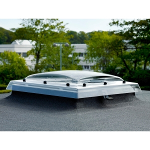 VELUX Clear Polycarbonate Dome 900mm x 900mm