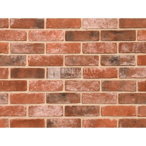 Imperial Bricks 65mm Reclamation Weathered Soft Red Handmade - Pack of 648