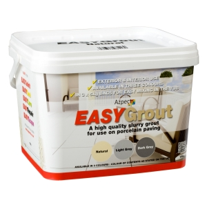 Easygrout Natural 15kg Porcelain Jointing Grout