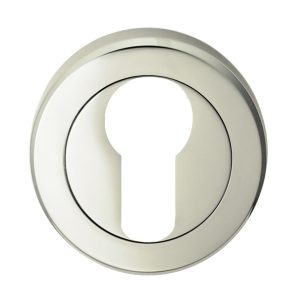 4FIREDOORS FS970 Euro Profile Escutcheon Chrome 51mm 2 Pack