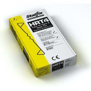 Staifix HRT4 Type 4/TYPE A Housing Tie 275mm Box 250