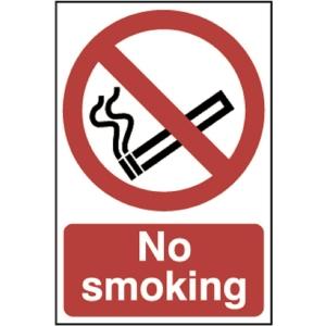 Spectrum No Smoking (Regular Size)
