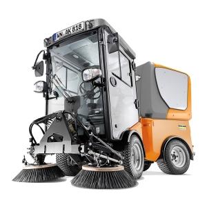 Karcher Mic 34 Mini Road Sweeper