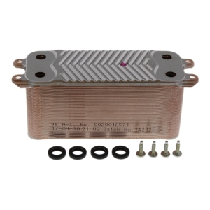 Vaillant 0020025041 Dhw Heat Exchanger