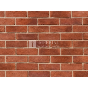 Imperial Soft Red Handmade Facing Brick - Pack of 540
