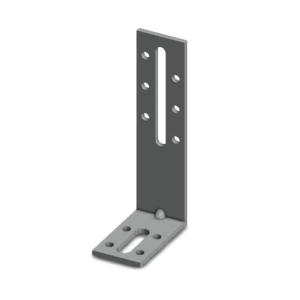 Simpson Strong Tie 120 x 55 x 30mm Adjustable Reinforced Angle Bracket (Box of 50)
