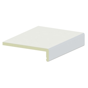 Liniar Capping Board White 225mm x 9mm x 3M - Pack of 2