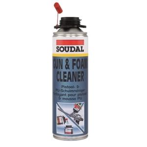 Soudal Foam & Gun Cleaner 500ml