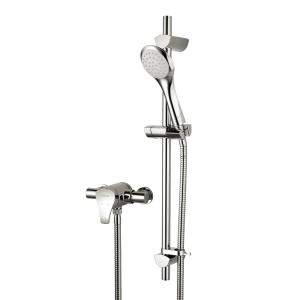 Bristan CAP2SHXARC Capri Sequential Exposed Shower Kit