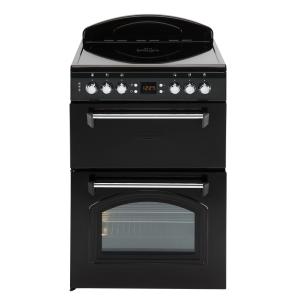 Leisure CLA60CEK Classic Electric Range Cooker Black 60cm