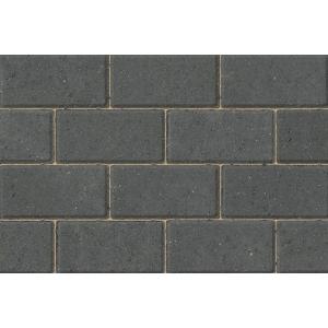 Marshalls Standard Concrete Block Paving Charcoal 200mm X 100mm X 50mm Pv1053250 (minimum Order Qty Of 50)