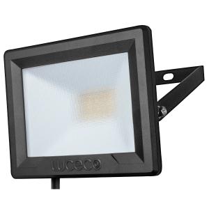 Luceco EFLD30B40 30W LED Floodlight Black 2400LM IP65