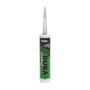 Maxam DURA+CL DURA+ Adhesive Sealant Clear 290ml Tube