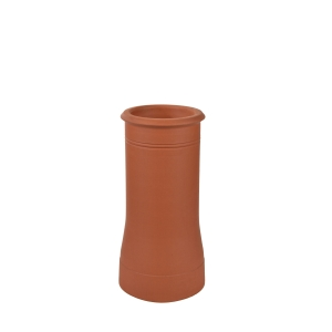 Hepworth Chimney Pot Cannon Head Red 600mm YM14R