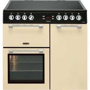 Leisure CK90C230C Cookmaster Electric Range Cooker Cream 90cm