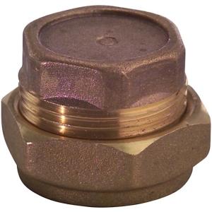 Compression Stop End 10mm - Bag of 10