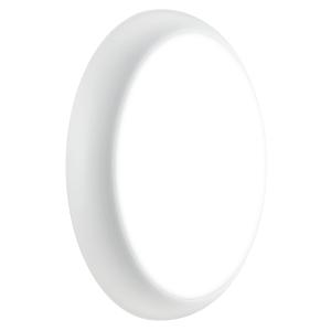 Luceco LBSR33W20S40 Sierra 24W LED Decorative Bulkhead White 2000LM IP54