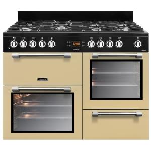 Leisure CK110F232C Cookmaster Dual Fuel Range Cooker Cream 110cm