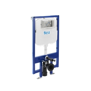 Roca Duplo WC Compact Wall Frame