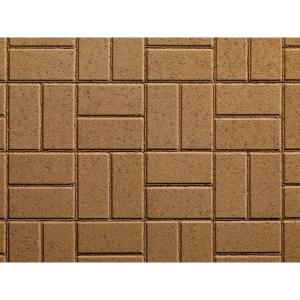 Plaspave 50 Concrete Block Paving Buff 200 x 100 x 50mm