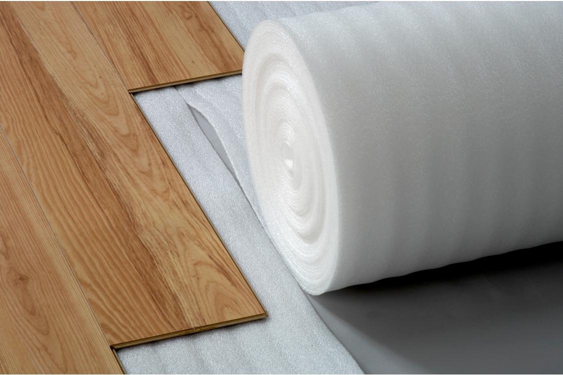 4trade Comfort White Foam Flooring, What Is The Purpose Of Underlayment For Laminate Flooring