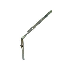 Osma Rainwater 0T148 Steel Adjustable Side Rafter Bracket 300mm Long