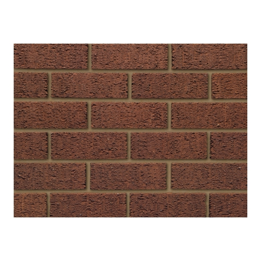 Ibstock Brick Anglian Red Multi Rustic - Pack Of 316