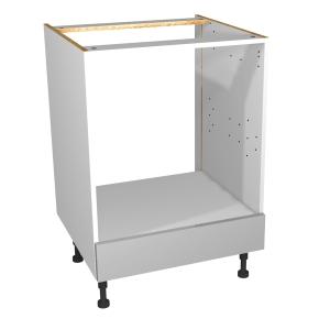 Orlando Gloss Grey Kitchen 600mm Built Under Oven Unit