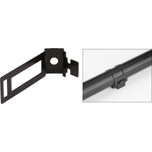 D Line SAFE-D Conduit Clip Black 20mm 20 Pack