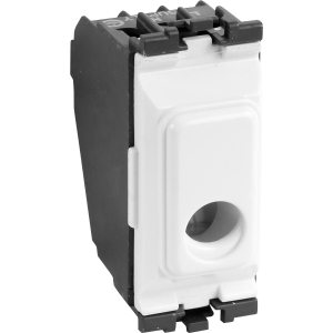 MK Grid Plus Accessory Modules 16A Cord Outlet