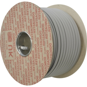 Doncaster Cables Twin & Earth Cable 6242Y 2 Brown Cores 1.5mm2 x 25m Drum