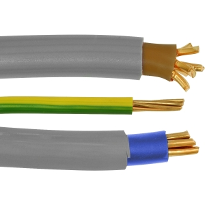 Pitacs Meter Tails Cable 6181Y 25mm2 x 3m Coil