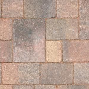 Marshalls Drivesett Tegula Original Traditional Block Paving 160x160x50mm
