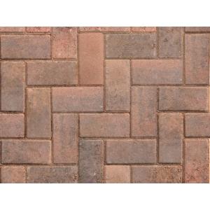 Marshalls Standard Concrete Block Paving Brindle 200mm X 100mm X 50mm Pv1053000 (minimum Order Qty Of 50 )