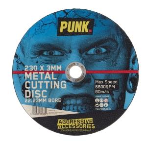 Punk 230mm Metal Cutting Disc