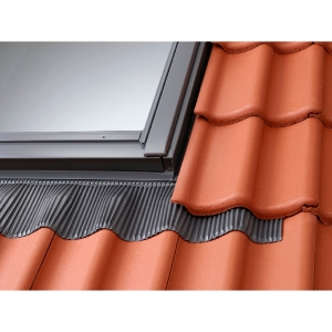 Velux Standard Tile Flashing Including Bdx Insulation Collar to Suit PK10 Roof Window 942 x 1600mm