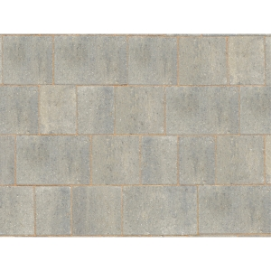 Marshalls Drivesett Savanna Pennant Grey Block Paving Pack 50mm x 120mm x 160mm - Pack of 540