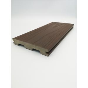Alchemy Urban Solid Wood Composite Decking 22mm x 138mm x 3600mm Arran Dark Brown