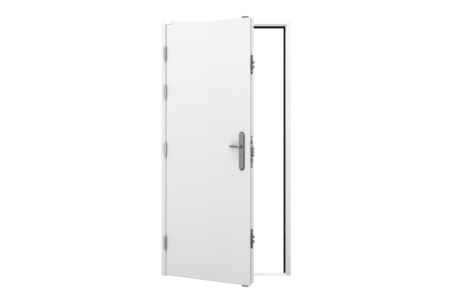 Lathams Security Personnel Door Left Hand Outward Hinged 845 x 2020mm