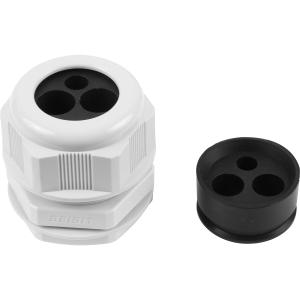 Consumer Unit Cable Gland Kit 32mm Nylon GB6:TSEIU