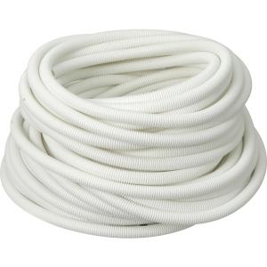 Profix Polypropylene Flexible Conduit Coil White 25mm x 50m