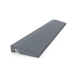 Versoflor Edge Strip Graphite Grey 6 Pack