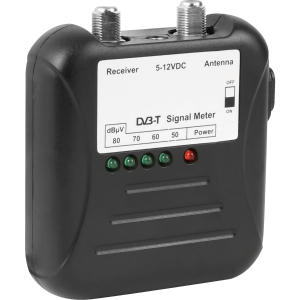 Proception Dvbt and Satellite Finder Meters Dvbt Signal Meter