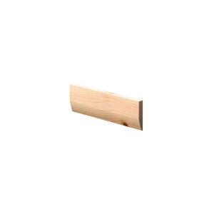 Redwood Architrave Chamfered/Round 5th 19 x 50 x 2.1m