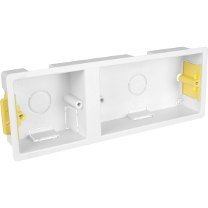 Appleby Dry Lining Boxes 2 Gang + 1 Gang Each