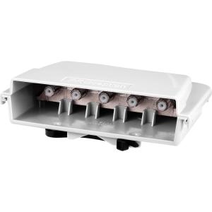 Proception Dual Mode SKY/FREEVIEW Amplifier & Flexible Power 4 Way External Masthead